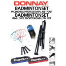 wholesale Balls & Rackets: Donnay  Badmintonset including net