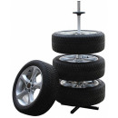 wholesale Car accessories: Dunlop Tire rack - Rims rack
