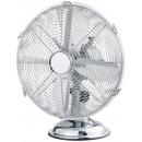 grossiste Climatiseurs et ventilateurs: Ventilateur de table chrome 30 cm