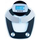 Digitalwaage mit Körperfett-Monitor