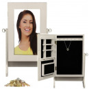 wholesale Mirrors:Jewellery mirror cabinet
