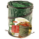 Foldable Pop-Up  garden waste bag, 30 liters