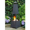 Lifetime Garden  metal fire pit (100cm)
