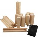 grossiste Electronique de divertissement: jeu de cône en bois lancer 21 deli