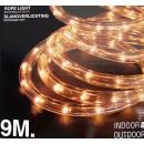 grossiste Chaines de lumieres: Corde de lumière 9 m clair