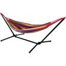 Hammock with metal stand