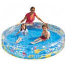 wholesale Garden playground equipment:Pool 3 rings (183x33cm)