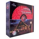 groothandel Lichtketting:Lichtslang rood (9 m)