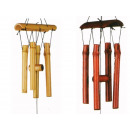 Bambus Windspiele (2 Farben)
