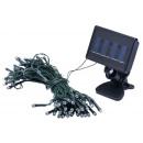 grossiste Chaines de lumieres: LED de lumières  lichtkettng solaire pour parasol