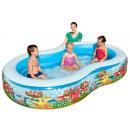 Bestway pool 2-Ring (262x157x46cm)