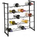grossiste Petit mobilier: support en métal empilables vin