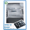 Großhandel Schulbedarf: Maniküre Reise-Kit für den Fall (9 Stück)