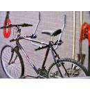 Wandfietshouder voor 2 fietsen