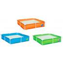 Pool (163x163x35,5cm) 3 Designs