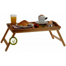 wholesale Children Dishes: Bamboo tray for bed (50x30x24)