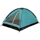 Camping Set-2-Personen-Zelt + Schlafsäcke + Mat
