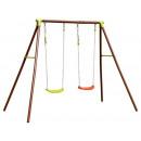 wholesale Garden Furniture:Discoverer swing set