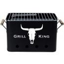 Retro tavolo barbecue - Grill King
