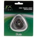 Drucklampe (3x LED)