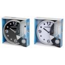 Orologio da muro / scrivania 17 cm (2 disegni)