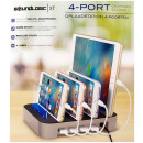Charging station for 4 devices - 4 USB ports