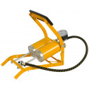 wholesale Car Care: Foot pump with dual cylinder 0-150 PSI