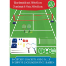 wholesale Balls & Rackets:tennis set complete