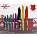 grossiste Jeux de Couteaux: Swiss Home Couteau  en acier inoxydable 9 pièces