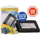Sichere Geldbörse Pasje Halter RFID Sicherheit