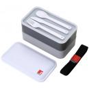 grossiste Coutellerie: Lunchbox avec des couverts