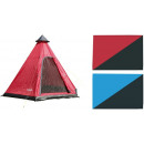 TIPI tent for 4 people
