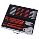 wholesale Garden & DIY store: BBQ collection  Stainless steel barbecue cutlery