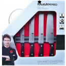 wholesale Knife Sets: Masterpro 6-part knife set