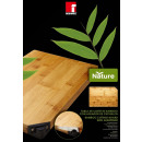 wholesale Children Dishes: Bamboo cutting  board with knife sharpener