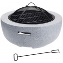 Fire bowl solid - 60 cm