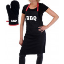 wholesale Barbecue & Accessories: Barbecue apron with glove