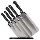 Messerset mit Ständer (6 tlg)