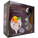 groothandel Radiografisch speelgoed: Ronde ijsbalvormen set van 4