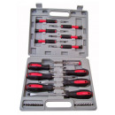 wholesale Manual Tools: Screwdriver set (28 pieces)