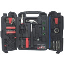 wholesale Toolboxes & Sets: Tool set 133 pieces in suitcase