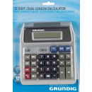 wholesale Shipping Material & Accessories: Calculator with  two displays 12 digits