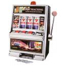Fruit-apparaat / spaarpot Las Vegas.