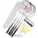 groothandel Ballen & clubs:Badmintonset
