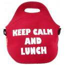 Großhandel Handtaschen: Mittagessen Tasche Keep Calm