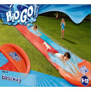 wholesale Garden playground equipment: H2O Go Double slide 5:49 meters
