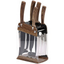 wholesale DVDs, Blue-rays & CDs: San Ignacio Kitchen knives with holder