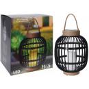 Großhandel Windlichter & Laternen:Solarlaterne LED 45cm