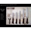 Großhandel Besteck: Teflon Küchenmesser (set of 6)