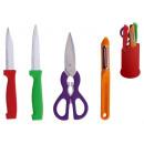 grossiste Jeux de Couteaux:Couteau (5 pièces)
